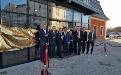 Projects: Grand Opening of Spreewelten Hotel