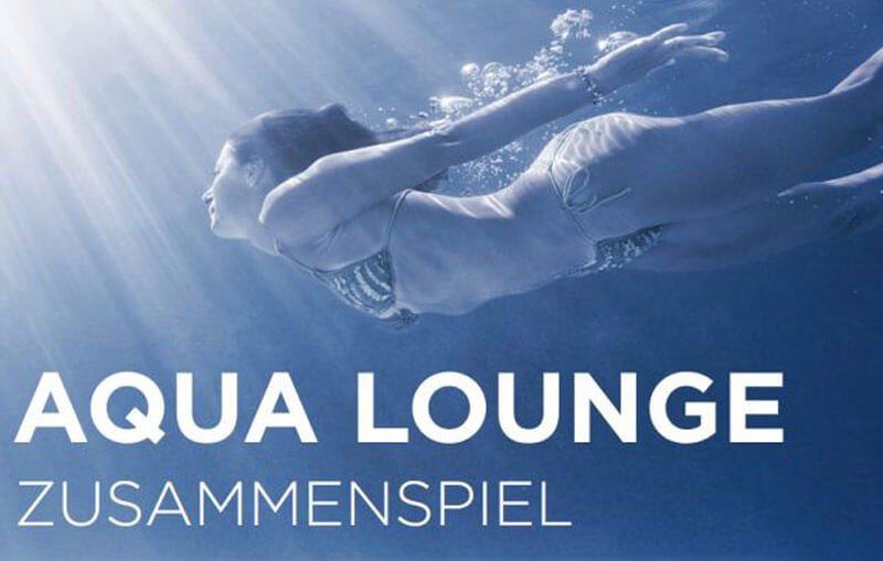 Aqua Lounge 2019 – Programm