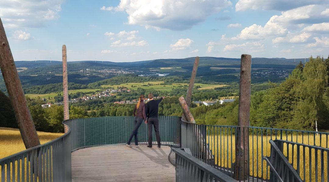 Tourismus Nonnweiler, Fokus Peterberg