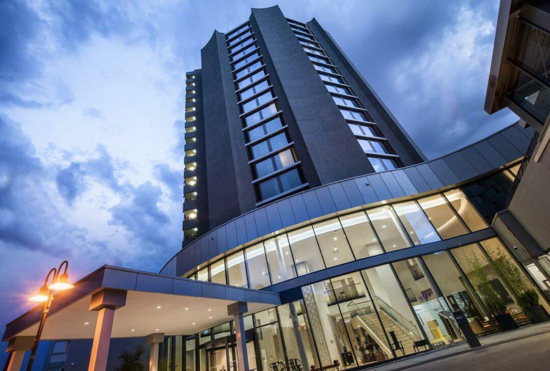 New Century Hotel Offenbach (Neuausrichtung)