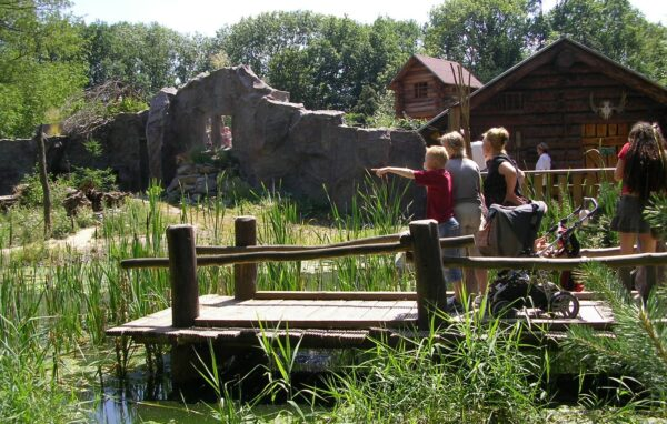 German Zoos and Animal Attractions