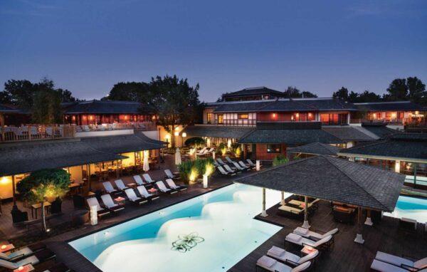 Vabali Spa + Hotel Glinde
