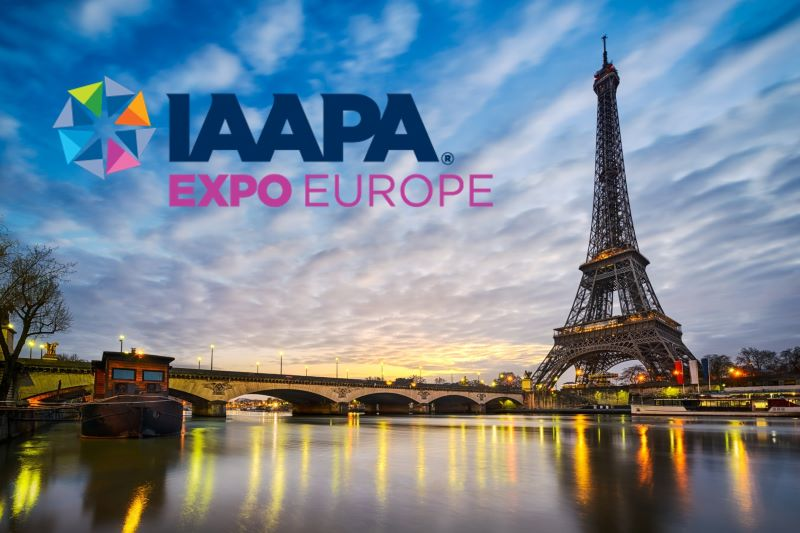 Trade Show: IAAPA Expo Europe Paris