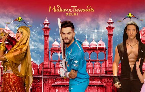 Madame Tussauds Dehli (India)