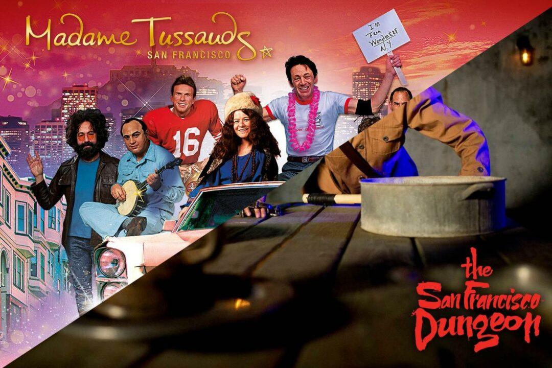 Madame Tussauds & The Dungeon San Francisco (USA)
