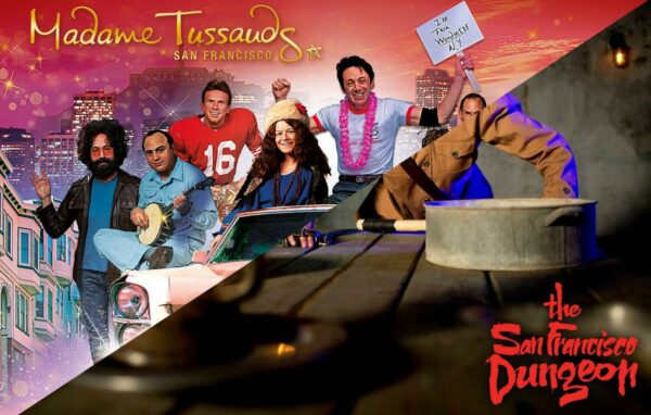 Madame Tussauds & The Dungeons, San Francisco (USA)