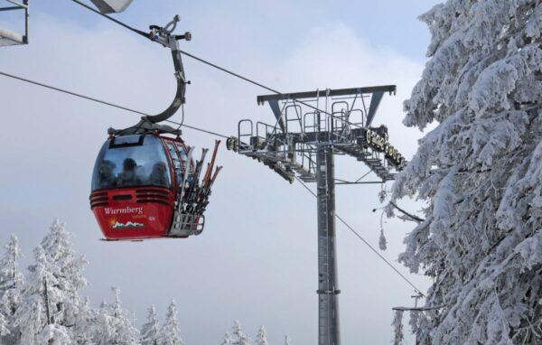 Ausbau Skigebiet am Wurmberg Braunlage