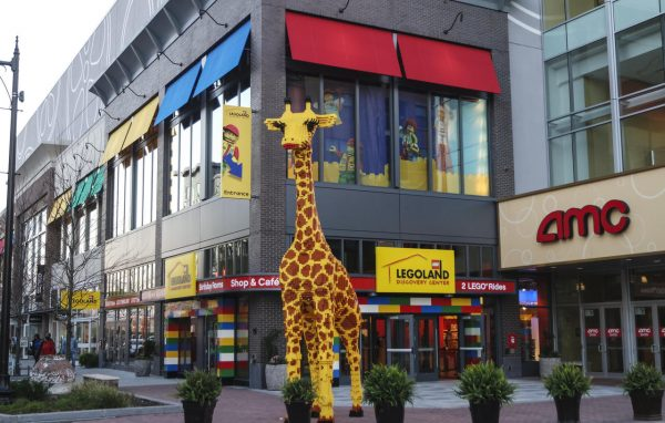 LEGOLAND Discovery Centre Boston (USA)