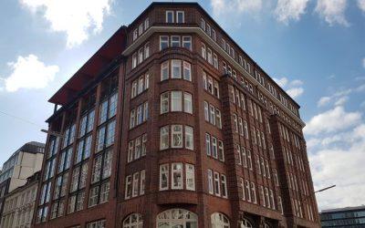 Büroumzug: Neue Heimat – Kontorhausviertel