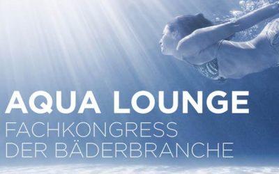 Aqua Lounge: Bäderkongress vertagt auf April 2022