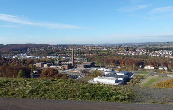 Location management at Erlebnisort Reden